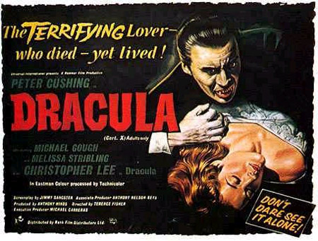 The king of bad boys, Count Dracula.