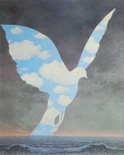René Magritte - Die Grosse Familie, 1947 (?)